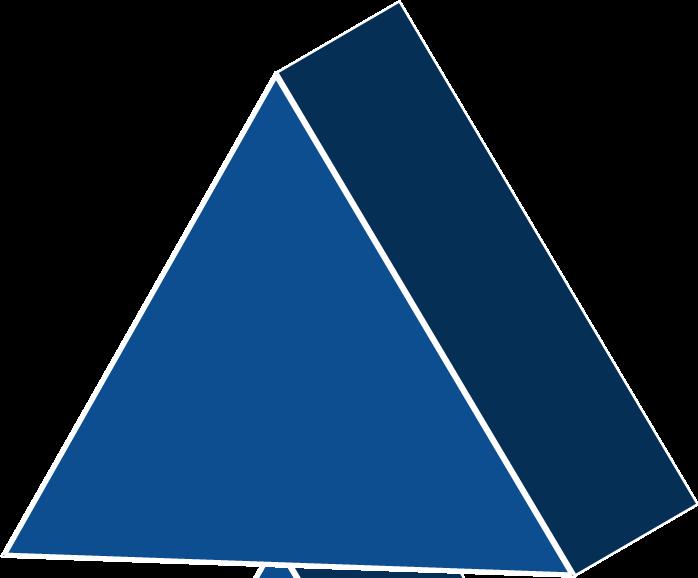 Triangle Foam Cut to Size