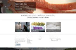Foam Cut to Size Website