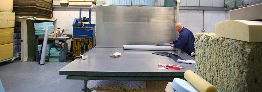 Foam Cut To Size London F C Hancox Foam Upholstery Supplies