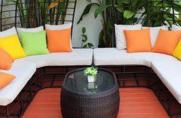 Foam for Garden Furniture