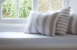 Foam Window Seat Cushion